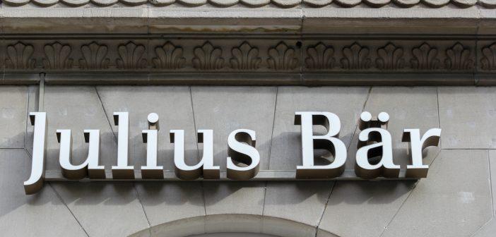 Julius Bär lanciert Dienstleistungen für digitale Vermögenswerte