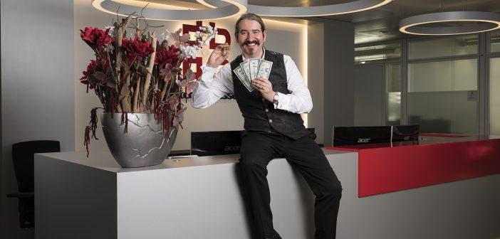 Niklas Nikolajsen Bitcoin Suisse