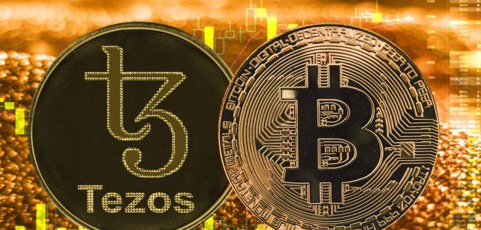Bitcoin Tezos