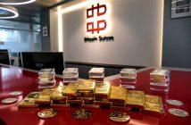 Bitcoin Suisse Edelmetallhandel