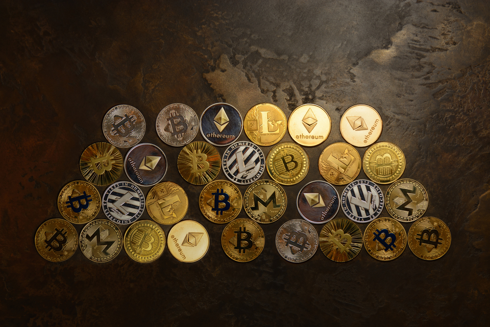 Krypto-Währungen investieren