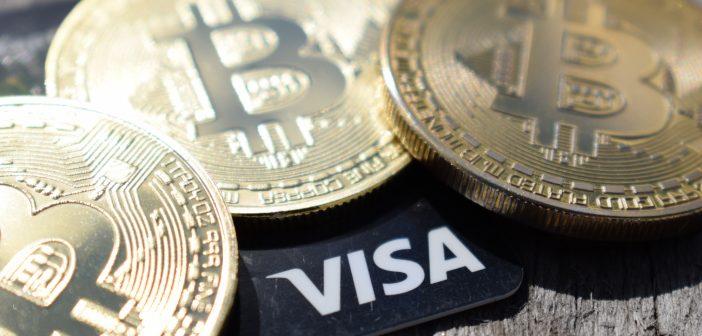 Visa Kryptowährungen