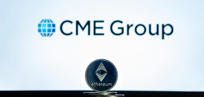 CME Group will launch Ether futures in February 2021