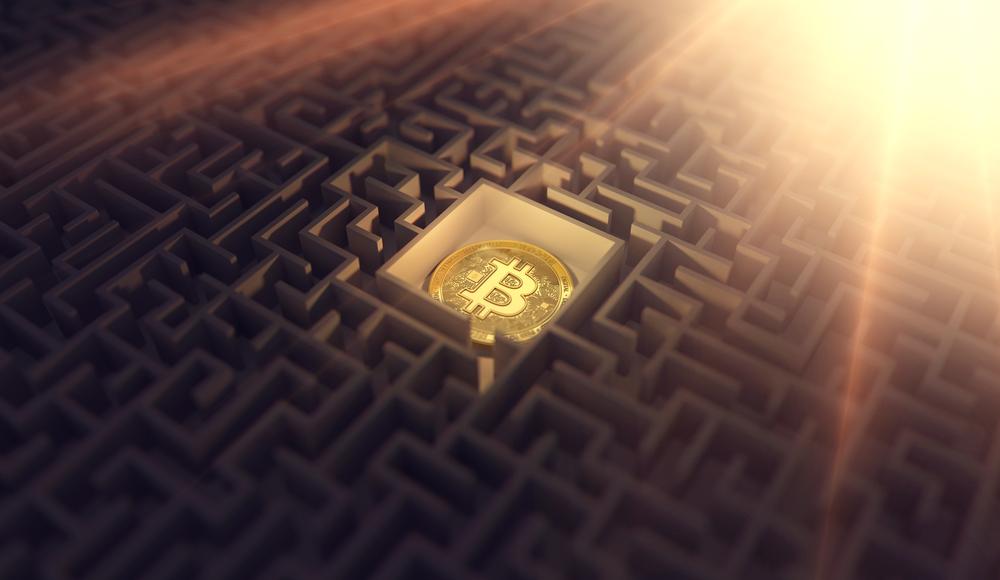 Bitcoin verloren