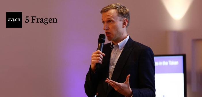 5 Fragen beantwortet von Johannes Schmitt, Director of Banking bei Kraken