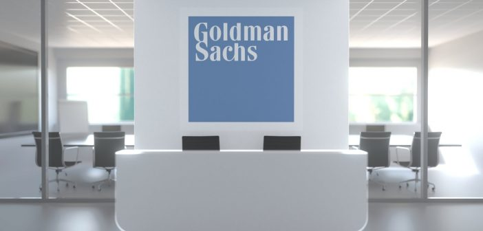 Goldman Sachs öffnet Krypto/Bitcoin Trading Desk