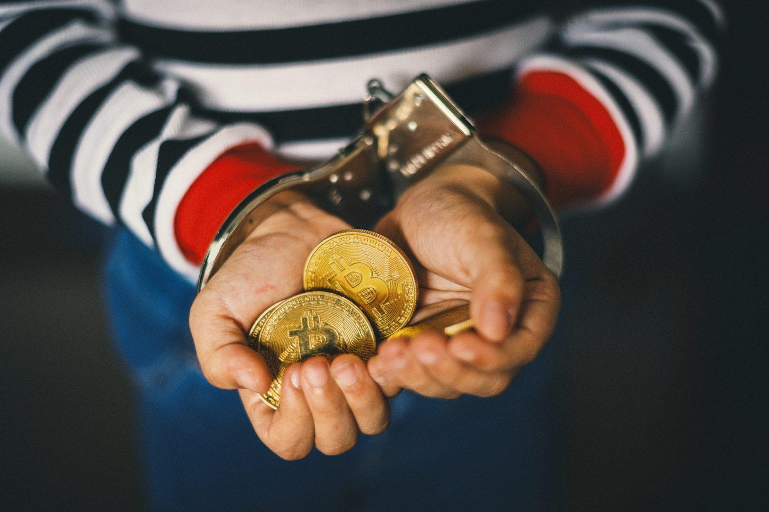 Illegale Transaktionen mit Kryptowährungen nehmen ab