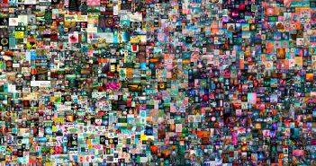 Digitales NFT-Kunstwerk wird für $69 Millionen verkauft