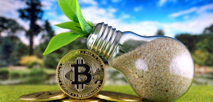 Bitcoin verbraucht weniger Energie als Banken und Gold