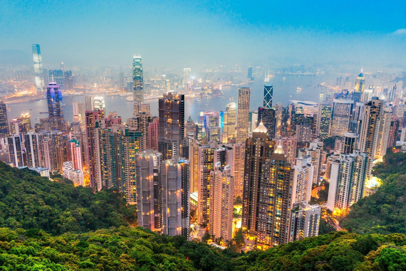 Hongkong lanciert Pilotprogramm mit digitalem Yuan