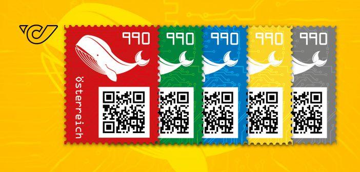Österreichische Post erstellt NFT-Briefmarke