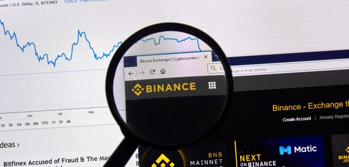 Binance trifft auf regulatorischen Gegenwind