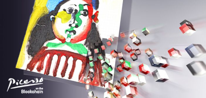Der erste Picasso wird tokenisiert
