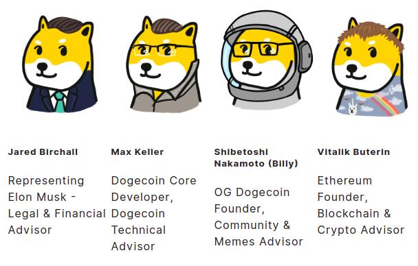 Dogecoin Foundation Advisory Board